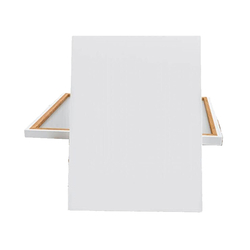 Glance Şövale Seti - Monalisa 12x12ml Yağlı Boya - 50x70 Tuval - Rich Profesyonel Fırça - Thumbnail